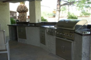 Exterior Kitchen