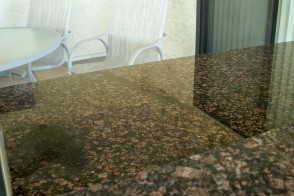 Exterior Kitchen Countertop