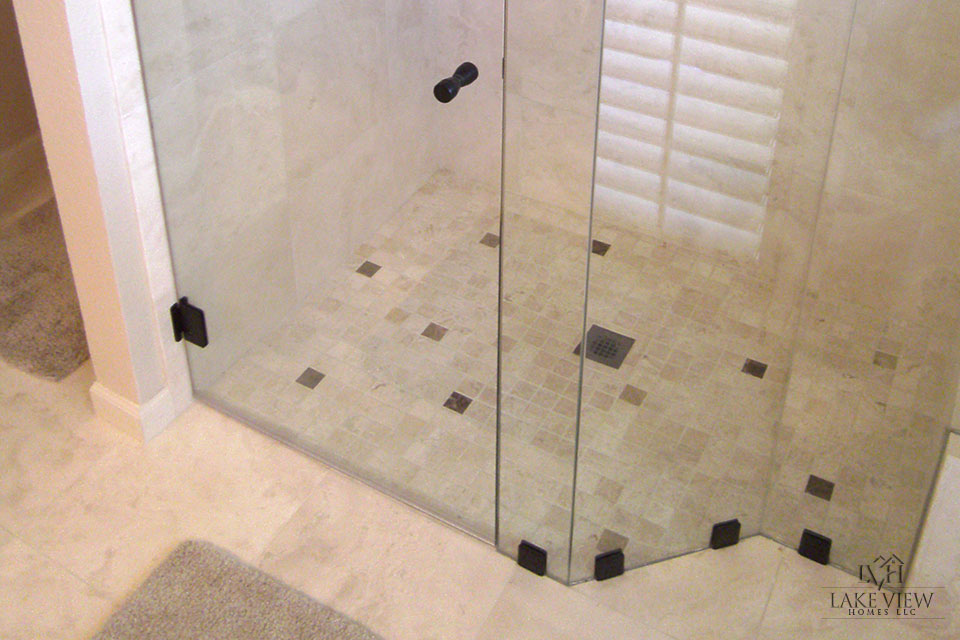 Bathroom Glass Enclosure