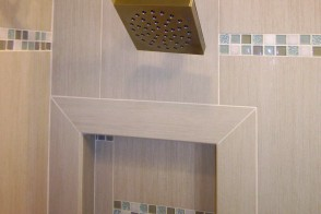 Bathroom Shower Nook