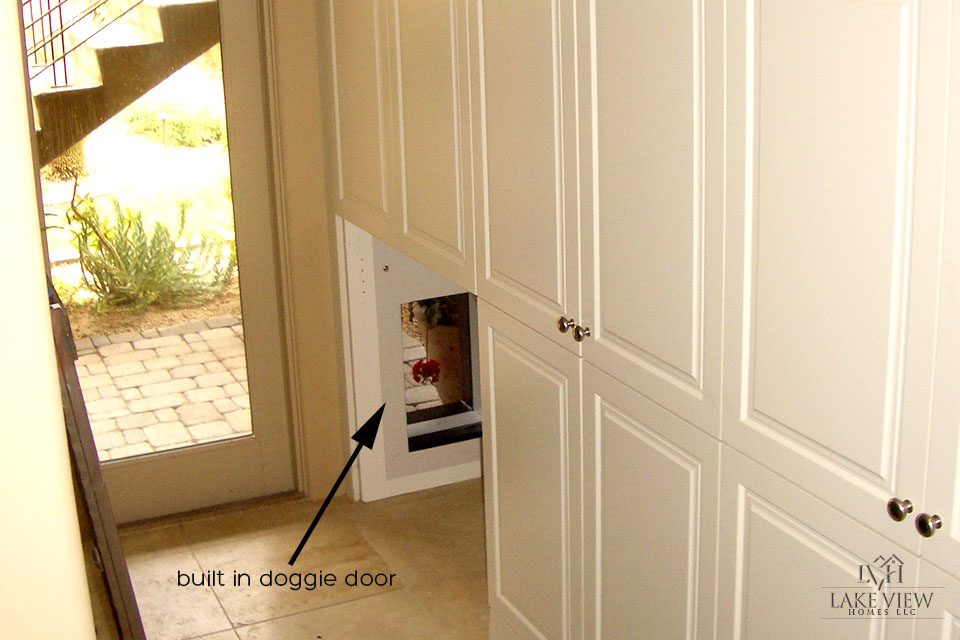 Dog Door Solution